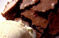 Brownie-Pudding