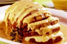 receita-lagarto-recheado-queijo-molho-cremoso-laranja
