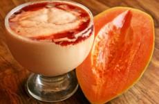 receita-creme-papaia