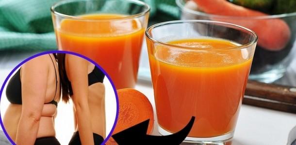 Suco-Detox-de-Cenoura-e-Limão-para-Perder-3-Kg-em-1-Semana